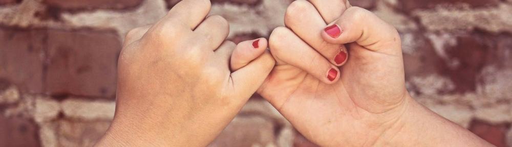 Pinky Swear Hands
